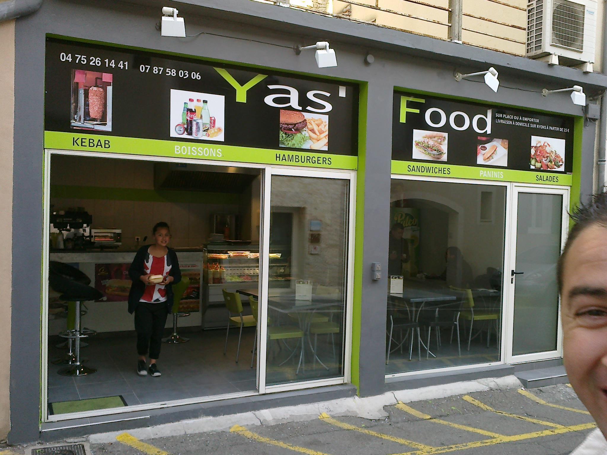 Yas'Food à Nyons