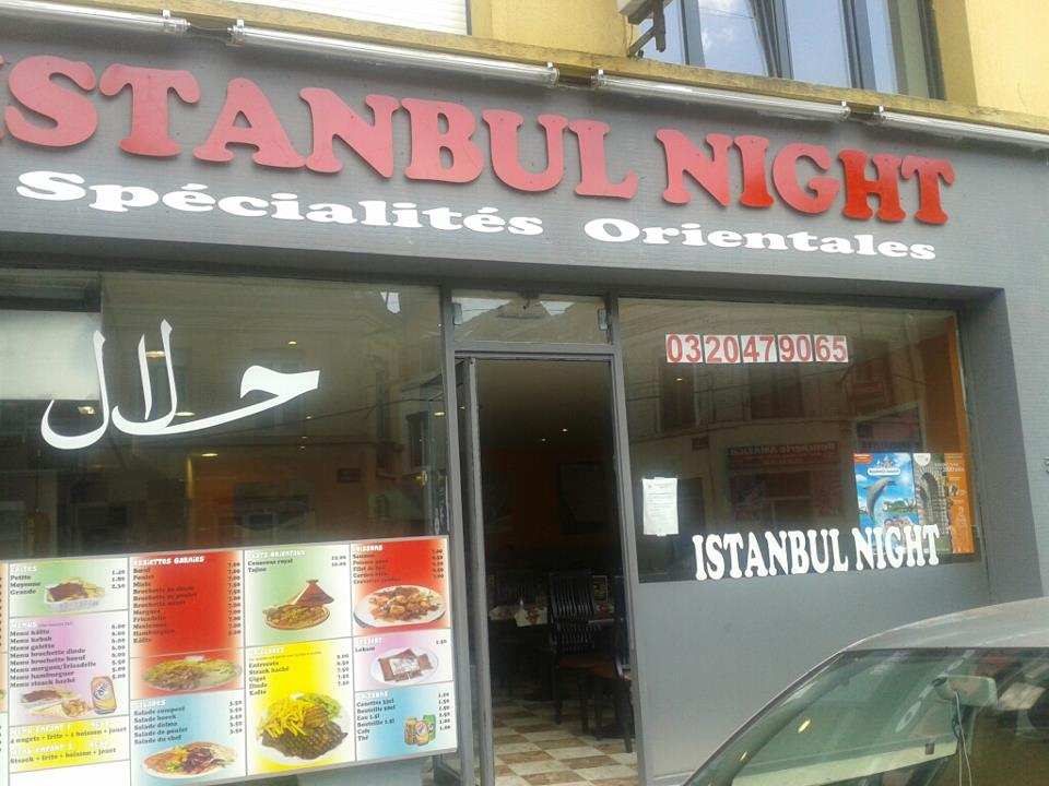 Istanbul Night à Lille