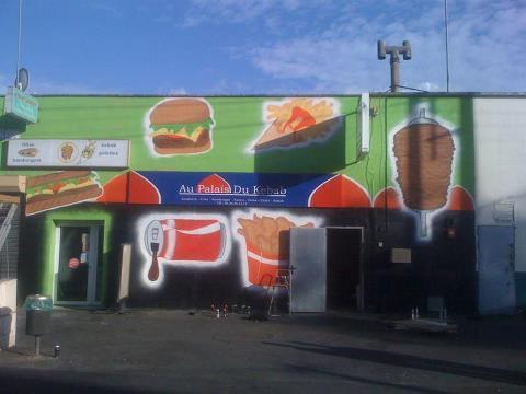 Au Palais Du Kebab