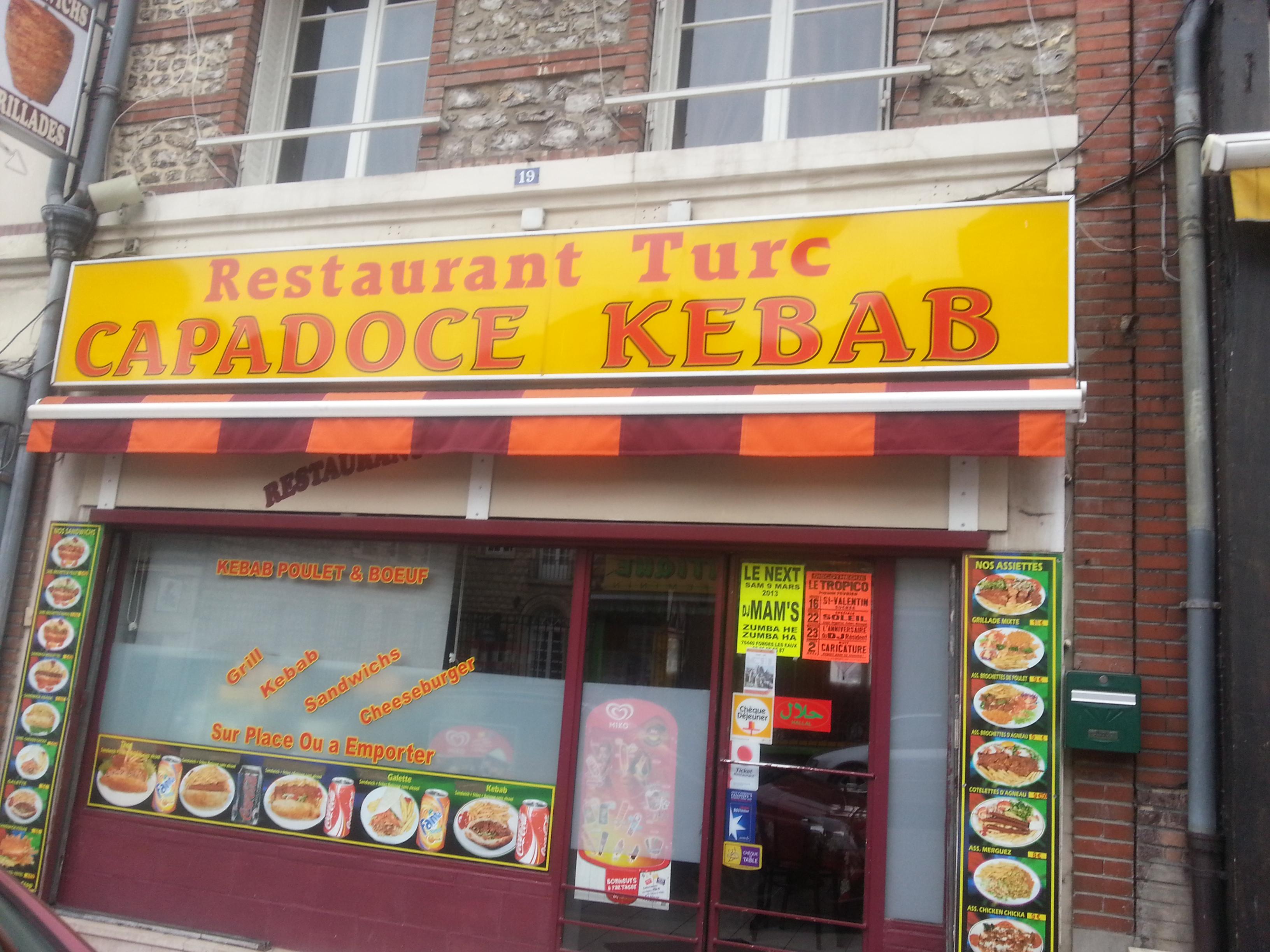 Capadoce Kebab