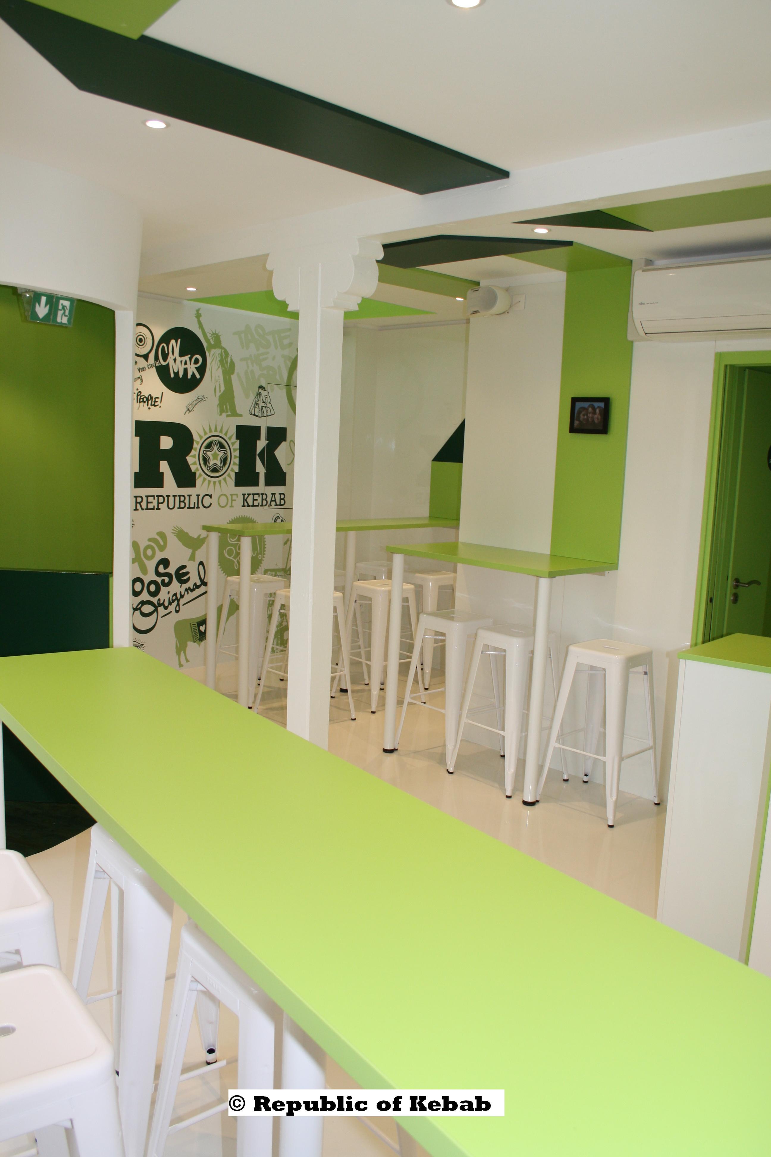 Rok - Republic Of Kebab