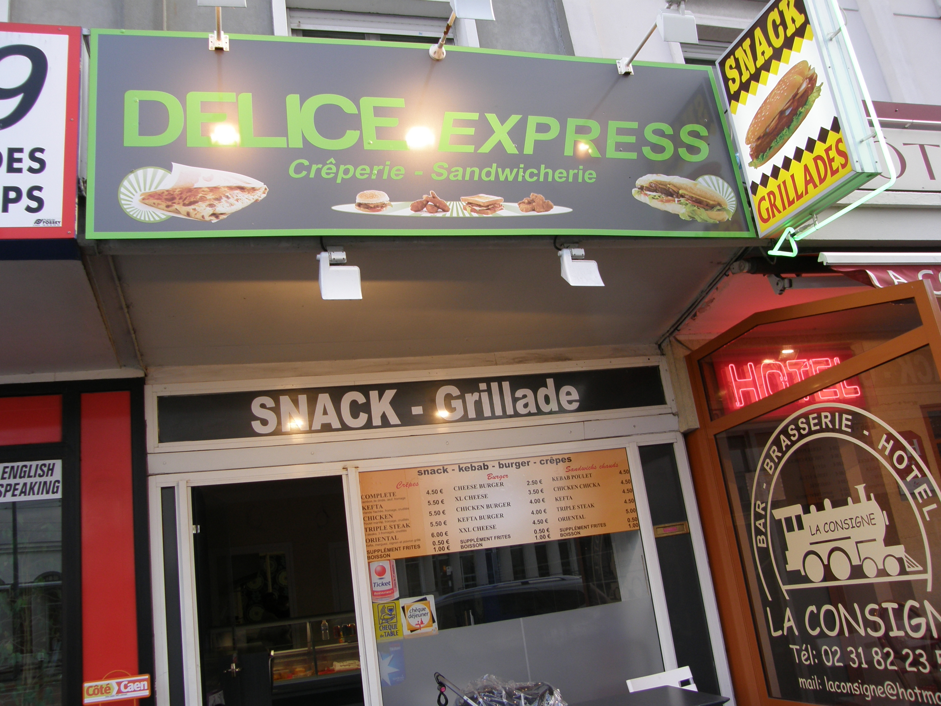 Delice Express