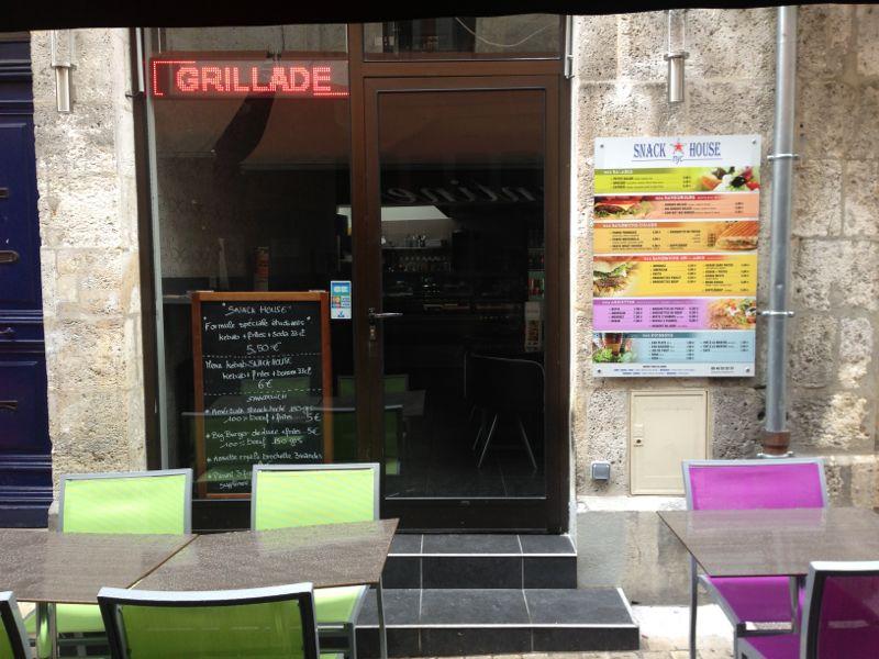 Snack House à Angoulême