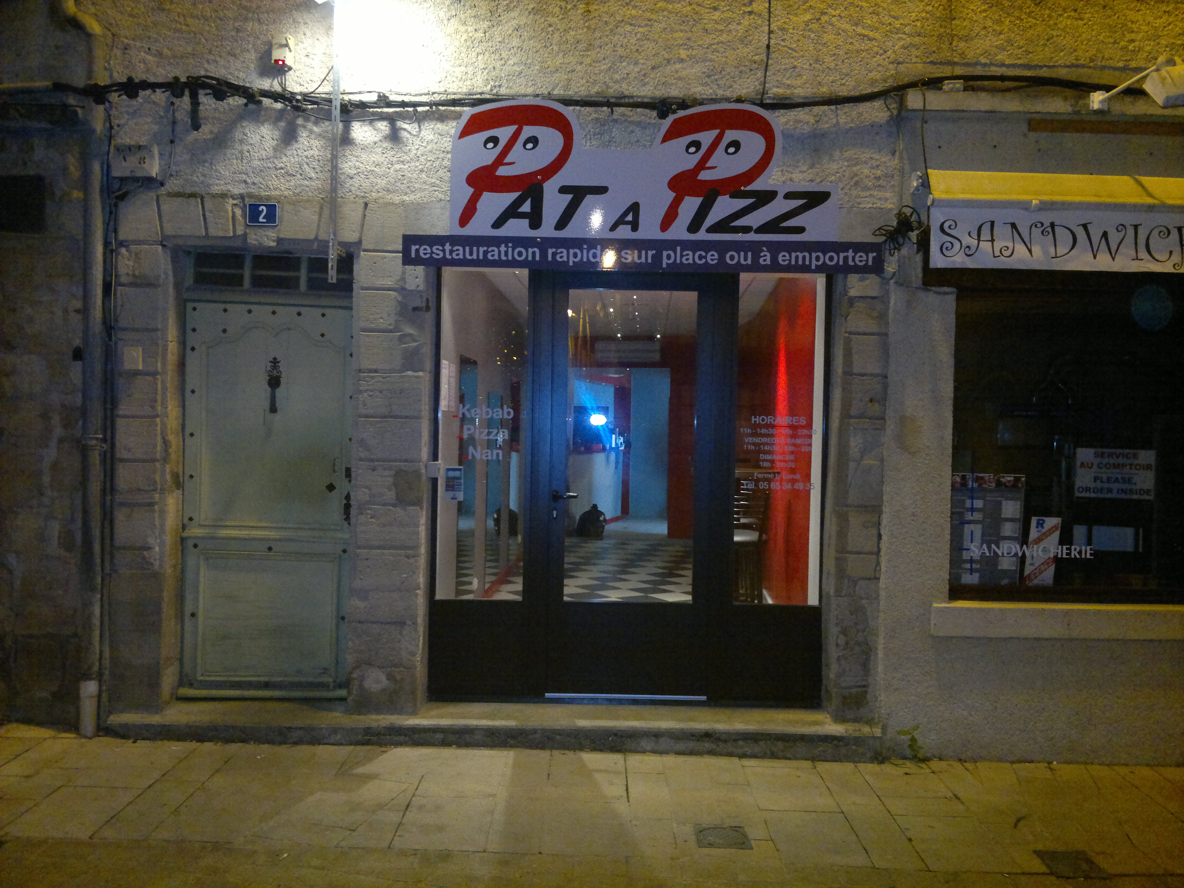 Pat' A  Pizz