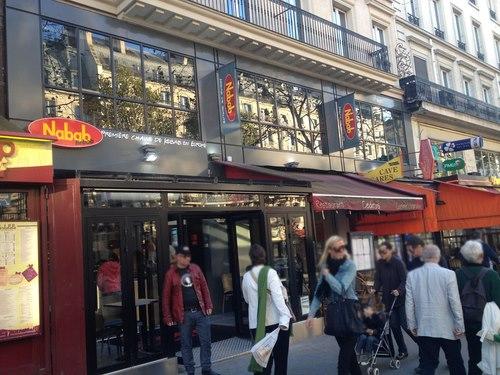 Nabab Kebab à Paris 09