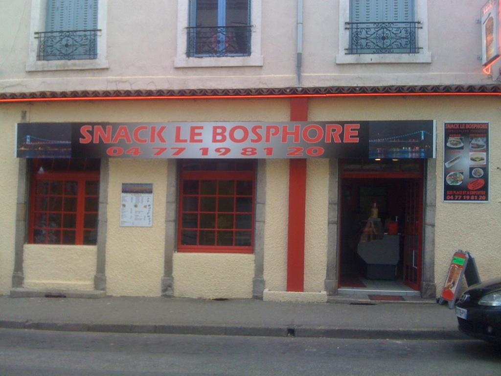 Snack Le Bosphore