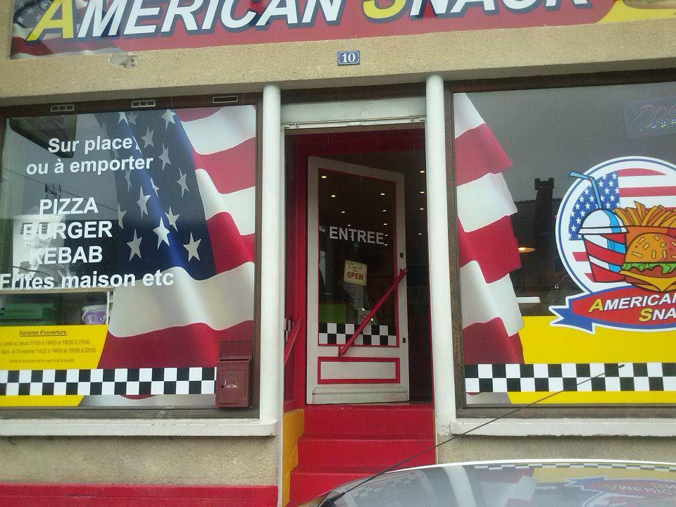 American snack sissonne avis tarifs horaires t l phone for Divan kebab carte