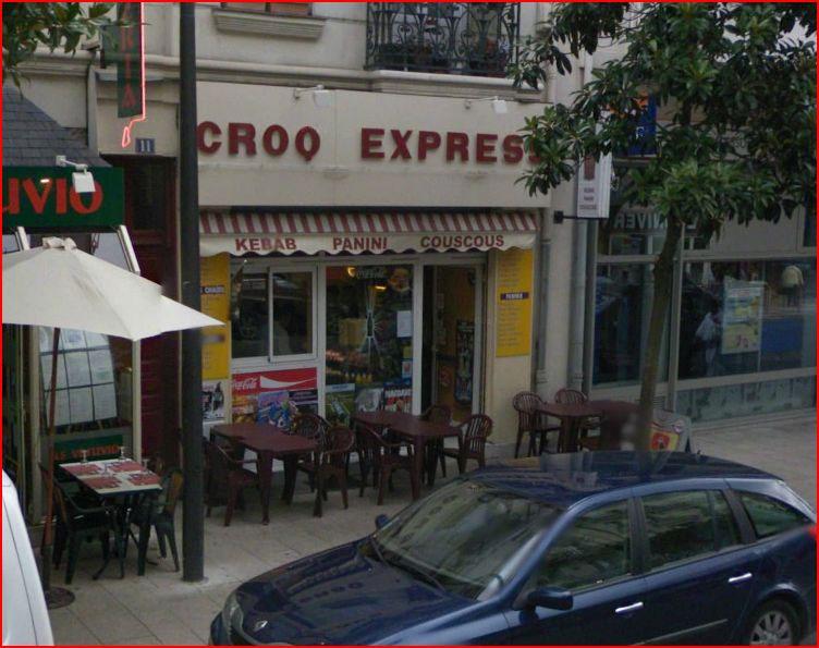 Croq'express