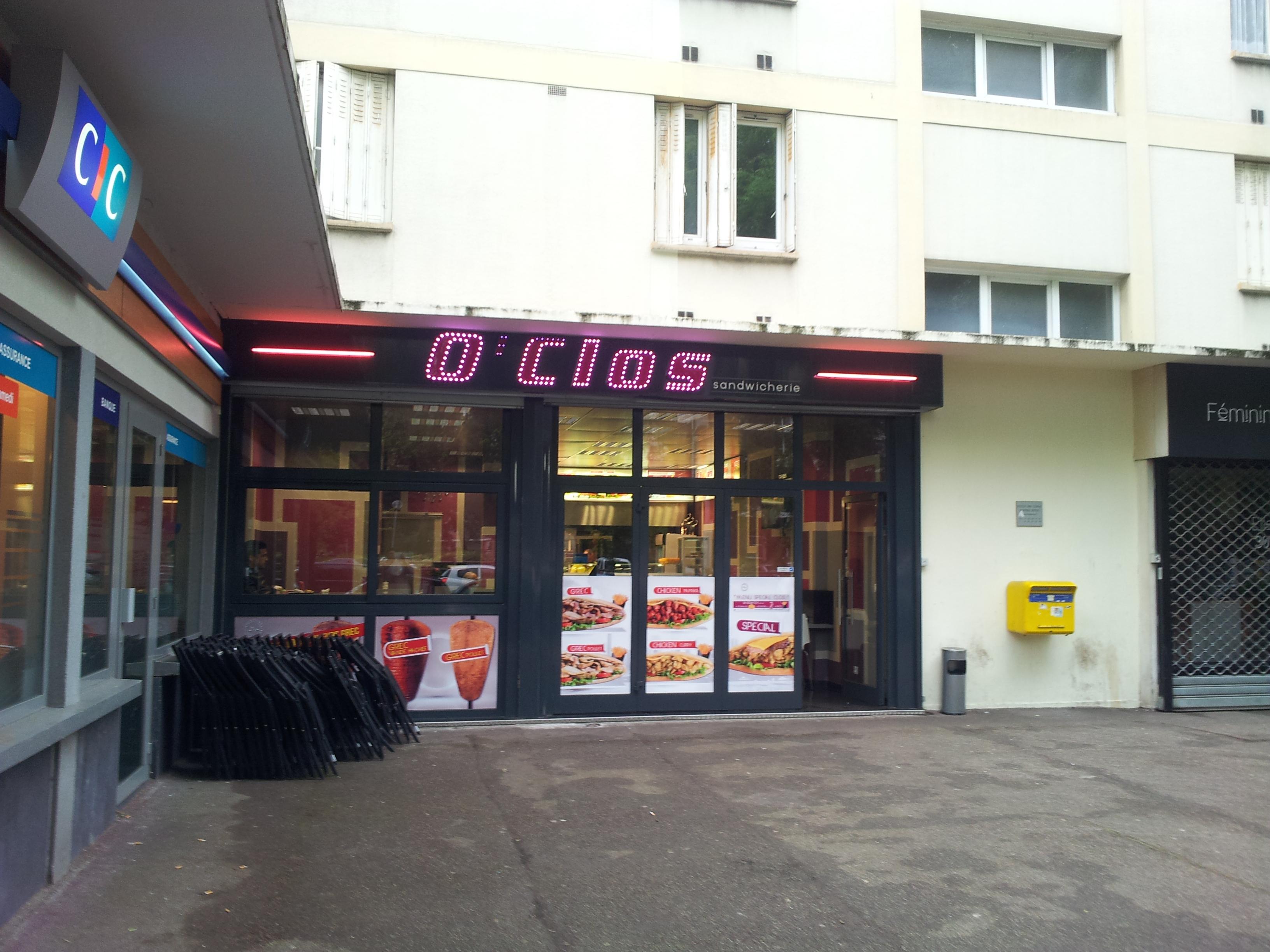 O'Clos - Eaubonne