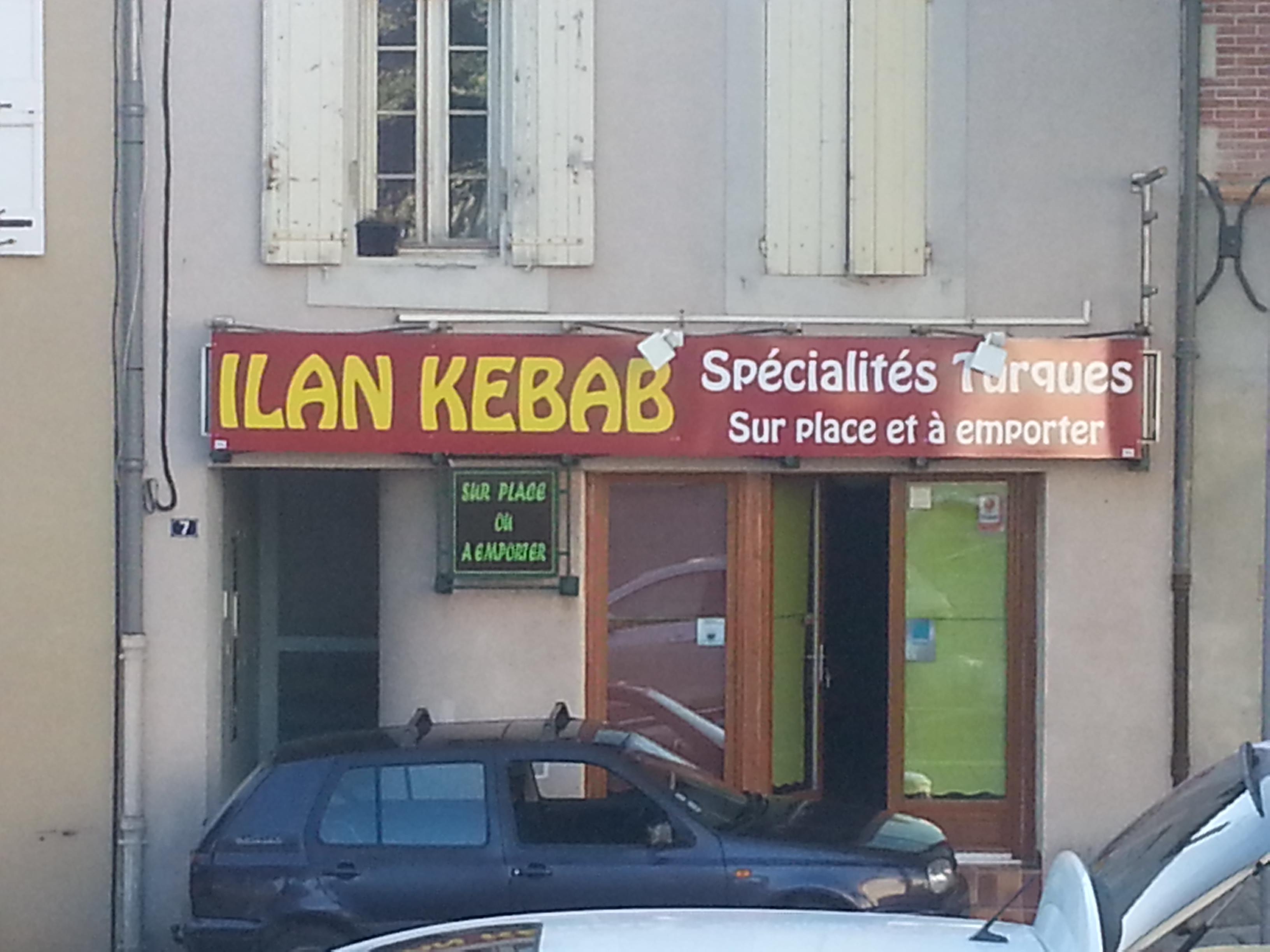 Ilan Kebab - Castelnaudary