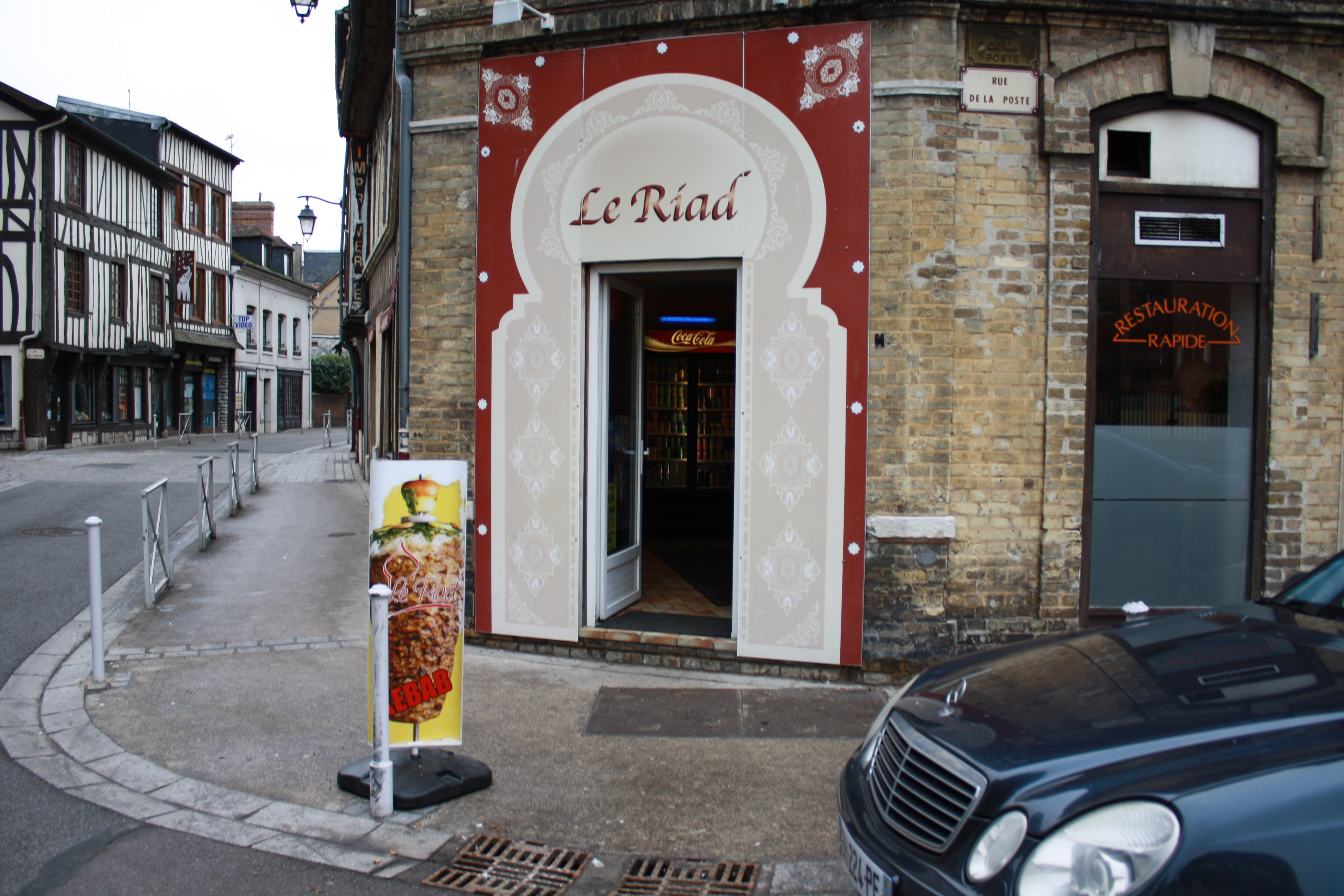 Le Riad à Louviers