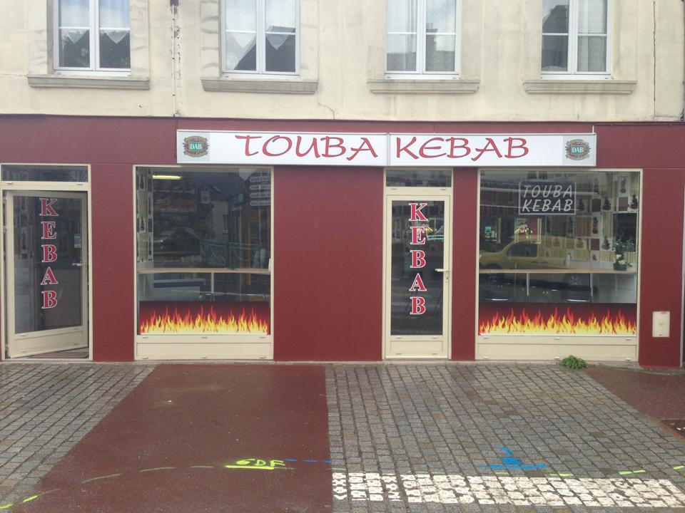 Touba Kebab à Cherbourg-Octeville