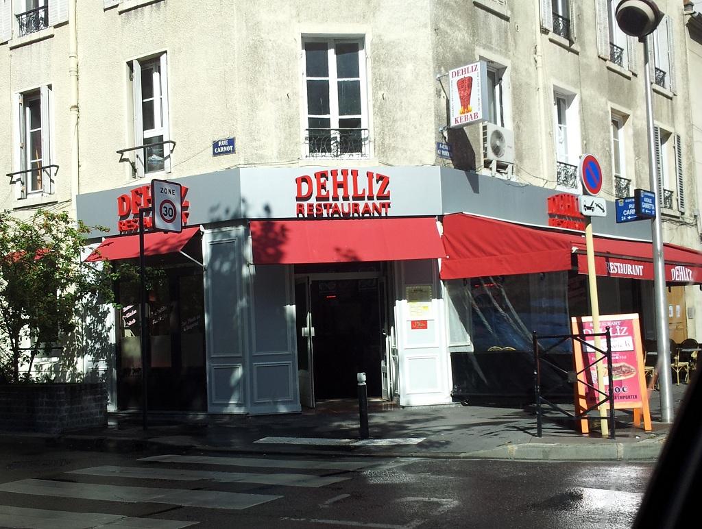 Dehliz - Courbevoie