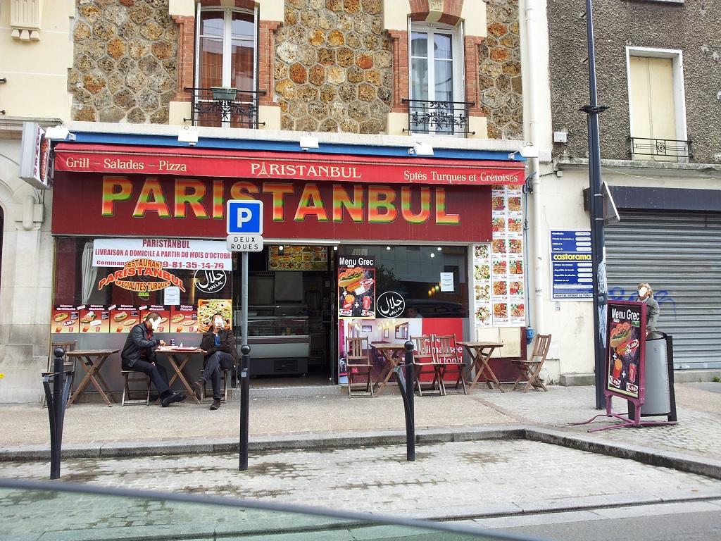 Paristanbul - Courbevoie