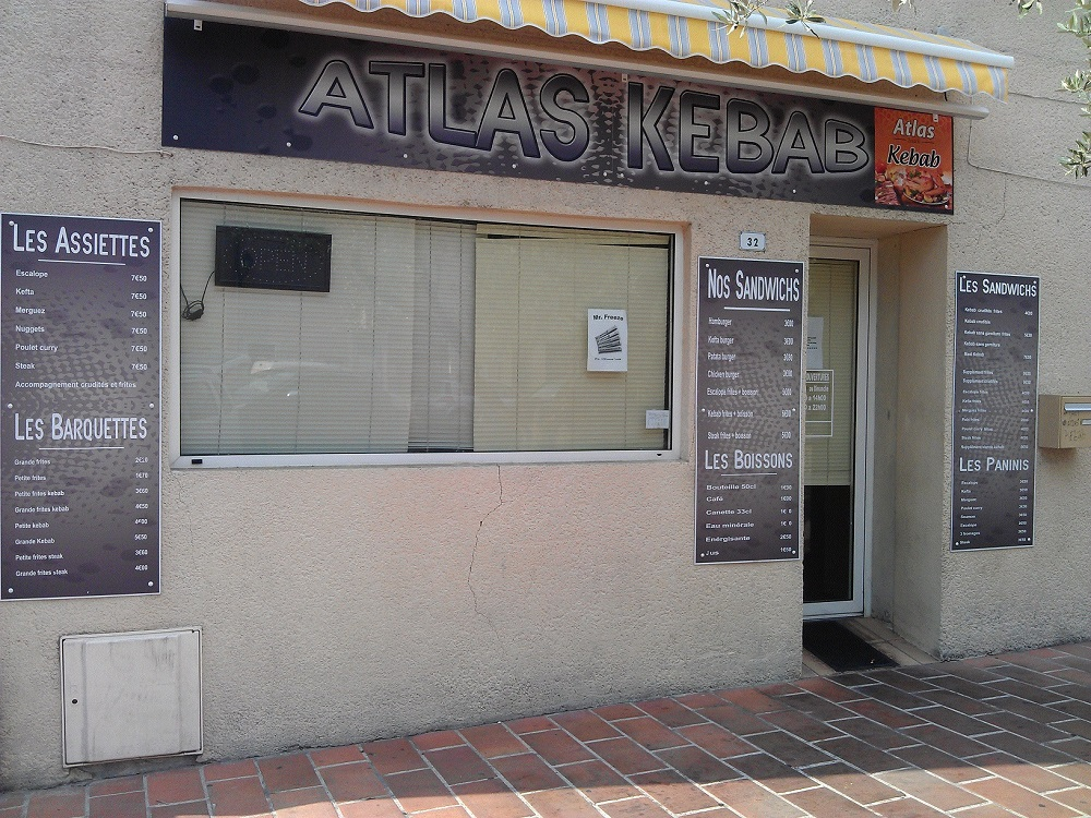 Atlas Kebab