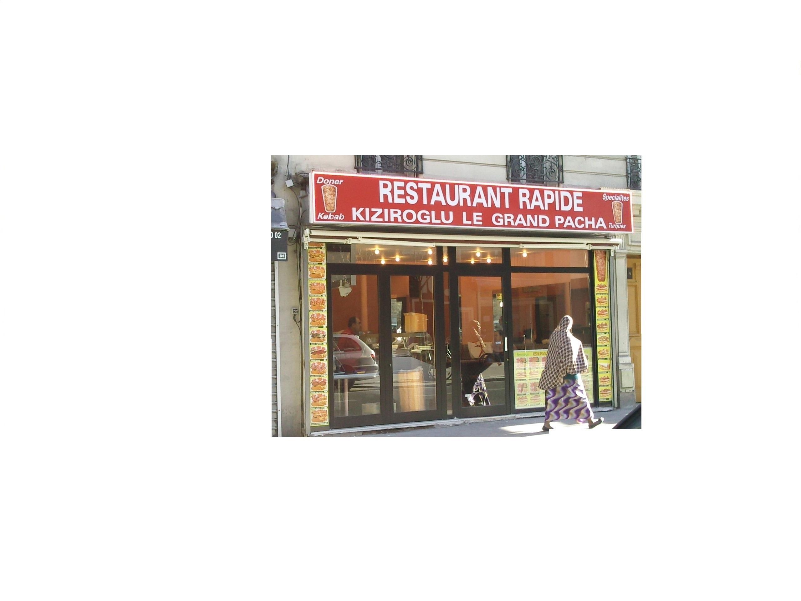 Kiziroglu Le Grand Pacha - Paris 14