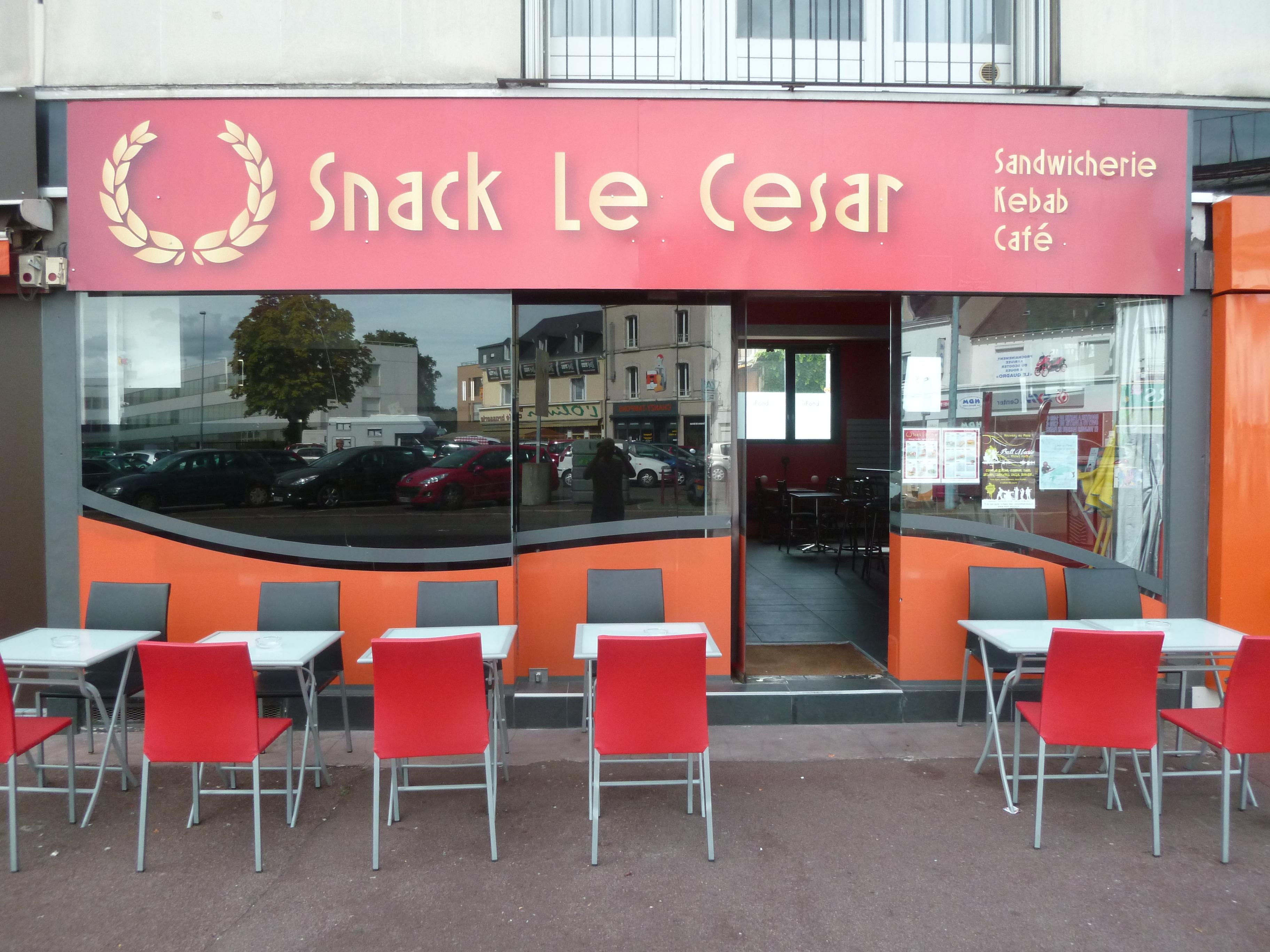 Snack Le César