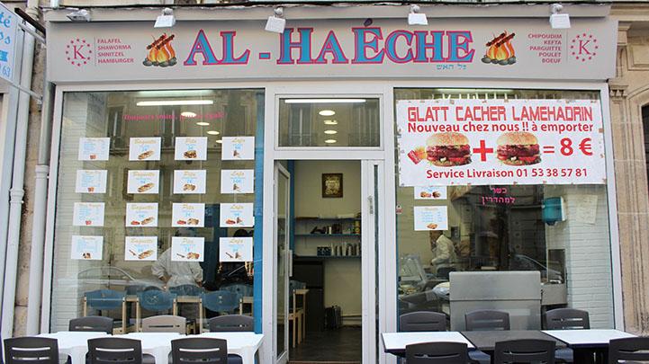 Al Haeche - Paris 19