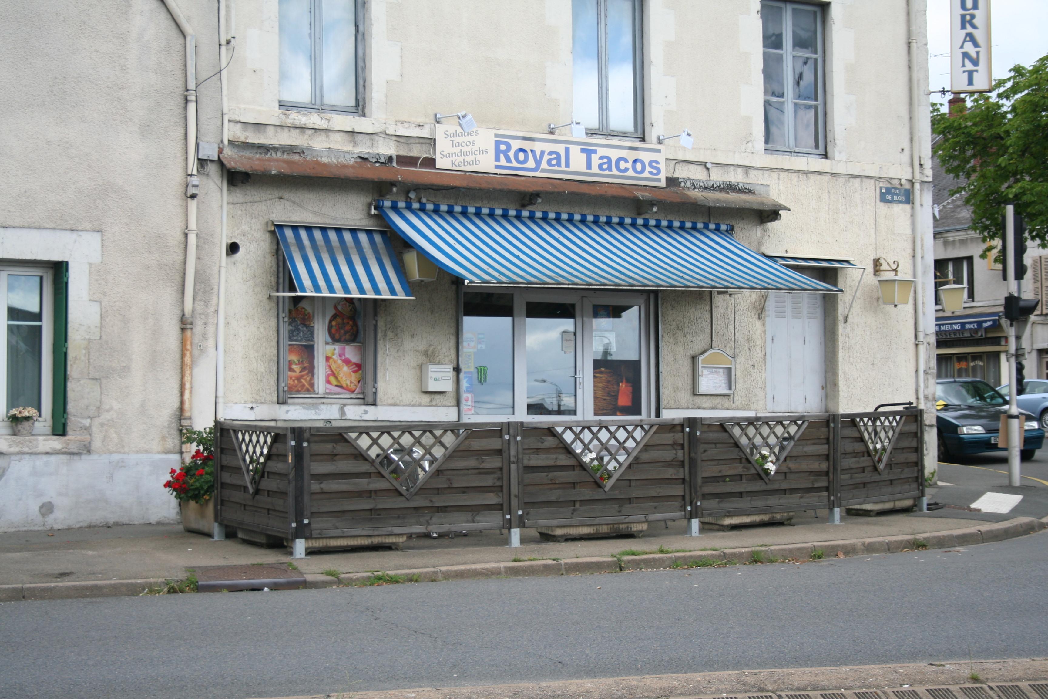 Royal Tacos - Meung-sur-Loire