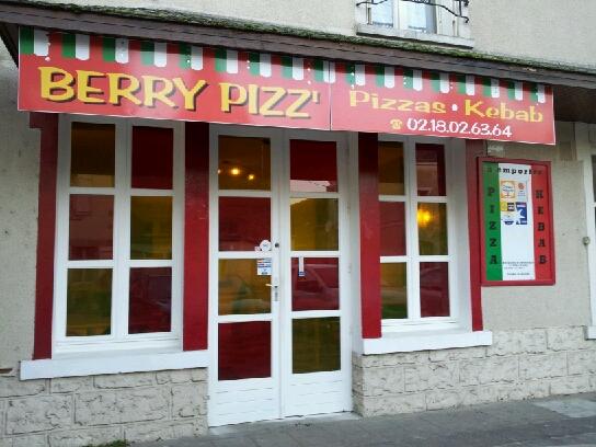 Berry Pizz