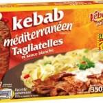 Tagliatelles Kebab