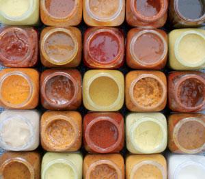 Les sauces pour accompagner votre Kebab