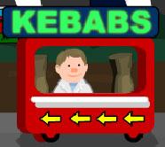 Jeux Flash : Kebab et Falafel