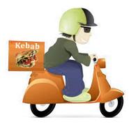 Livraison de Kebab à domicile
