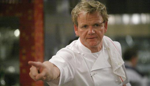 Le Shami Kebab de Gordon Ramsay