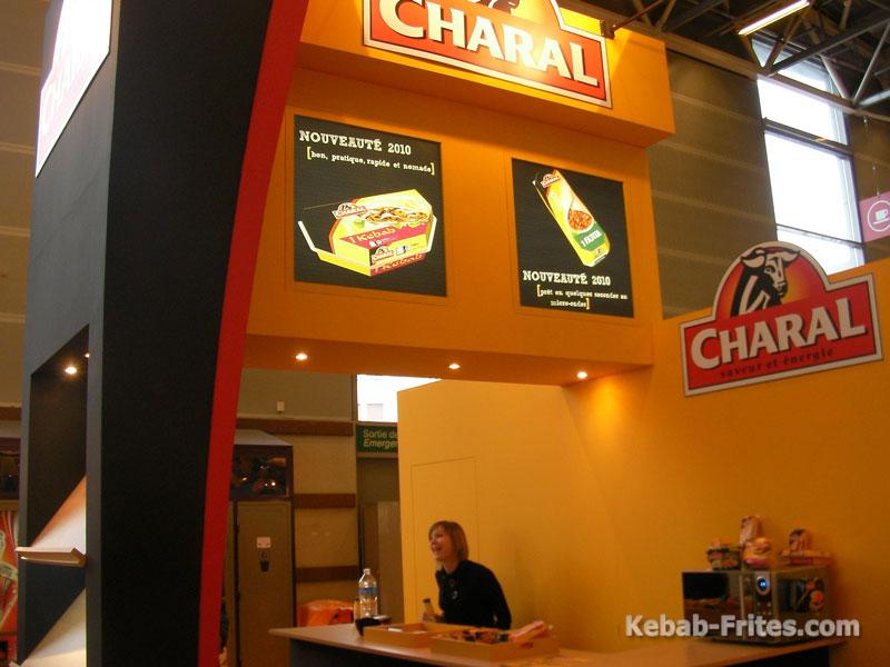 Le kebab s 39 industrialise au salon du sandwich kebab business for Salon du sandwich