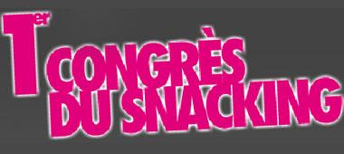 Le 1er congrès du Snacking