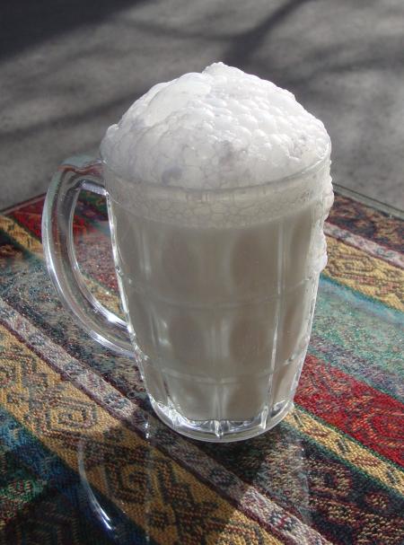 Ayran, la boisson lactée turque