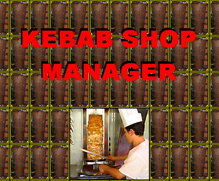 Kebab Shop Manager