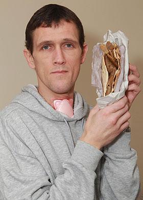 Un kebab lui sauve la vie
