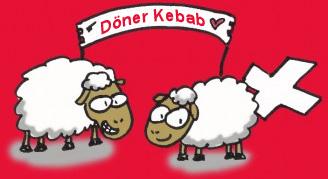 Le succès du kebab en Suisse