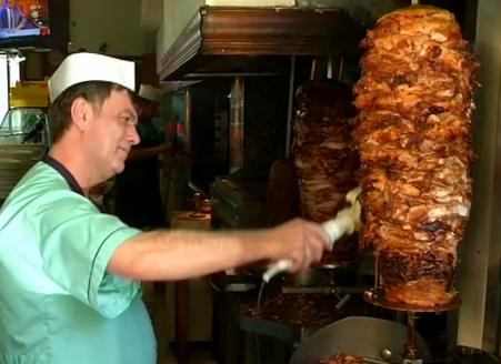 Le kebab ne fait plus recette chez les Grecs