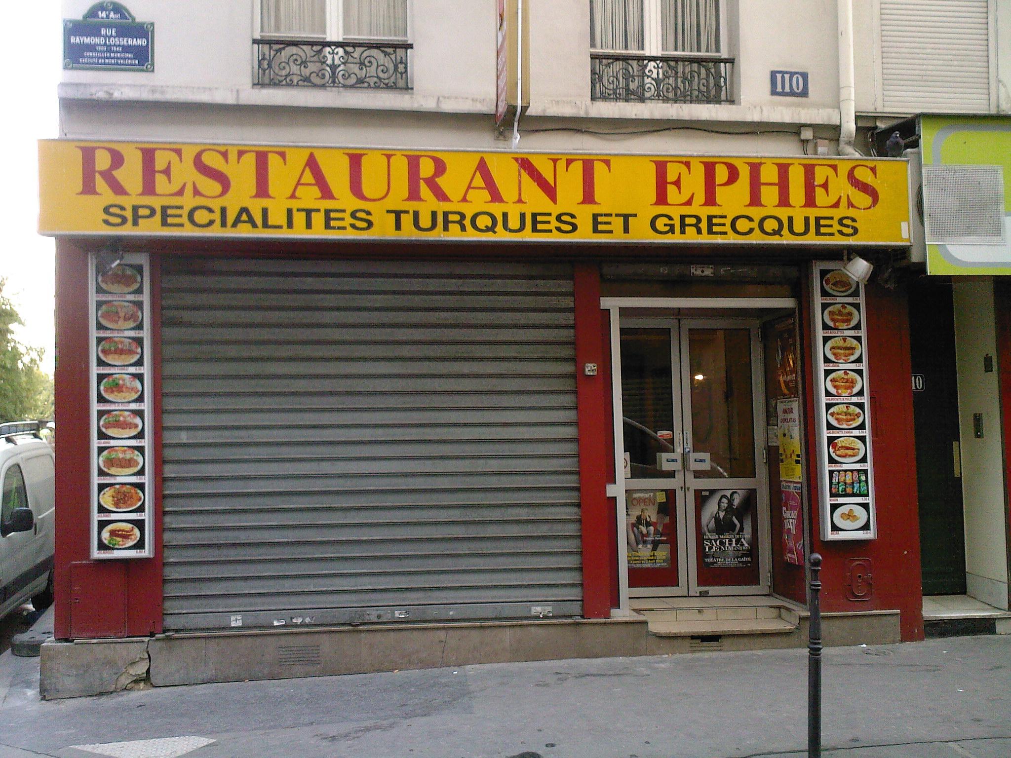 Ephès à Paris 14