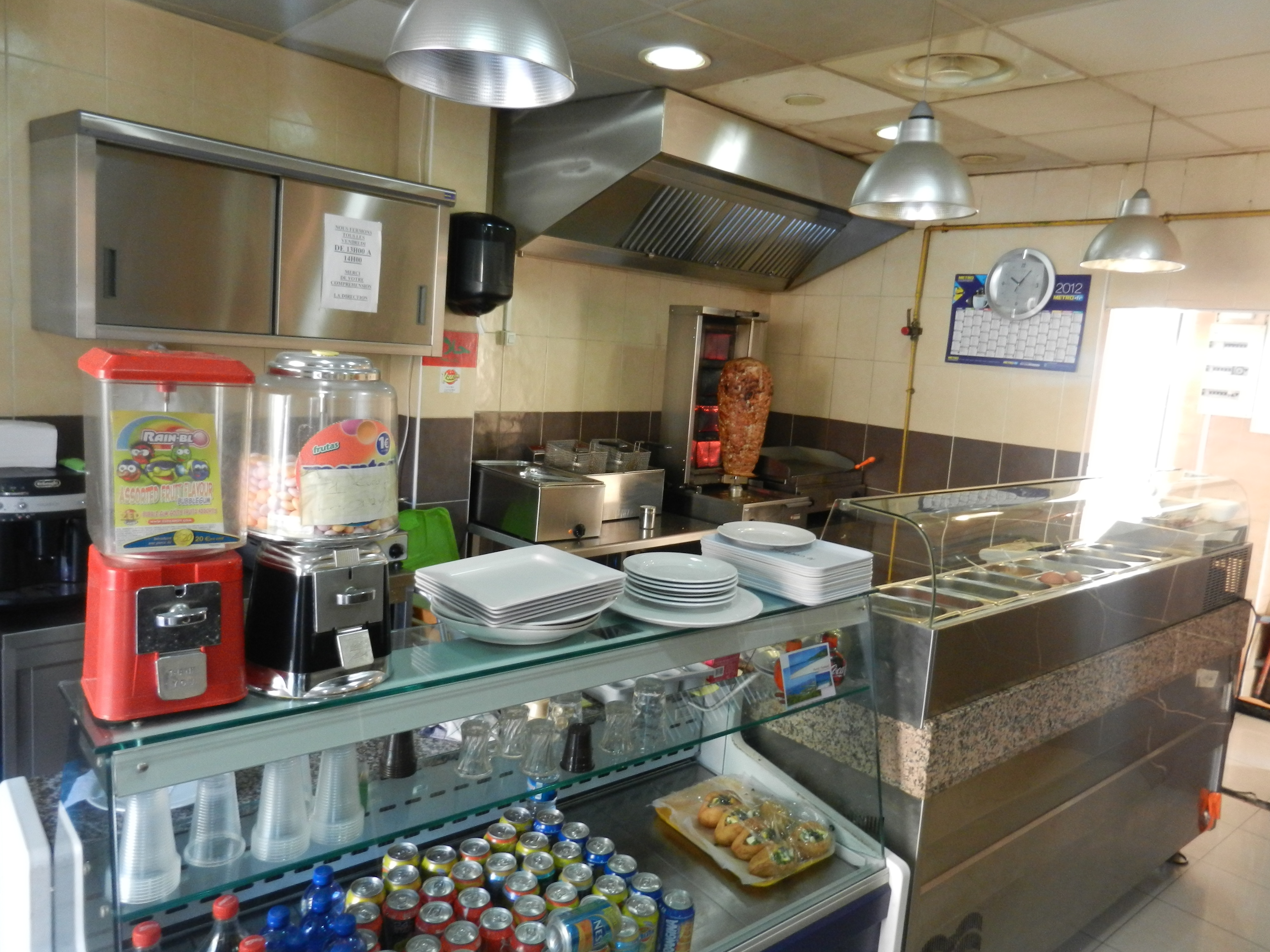 Kiss kebab nice avis tarifs horaires t l phone for Garage boulevard de la madeleine nice