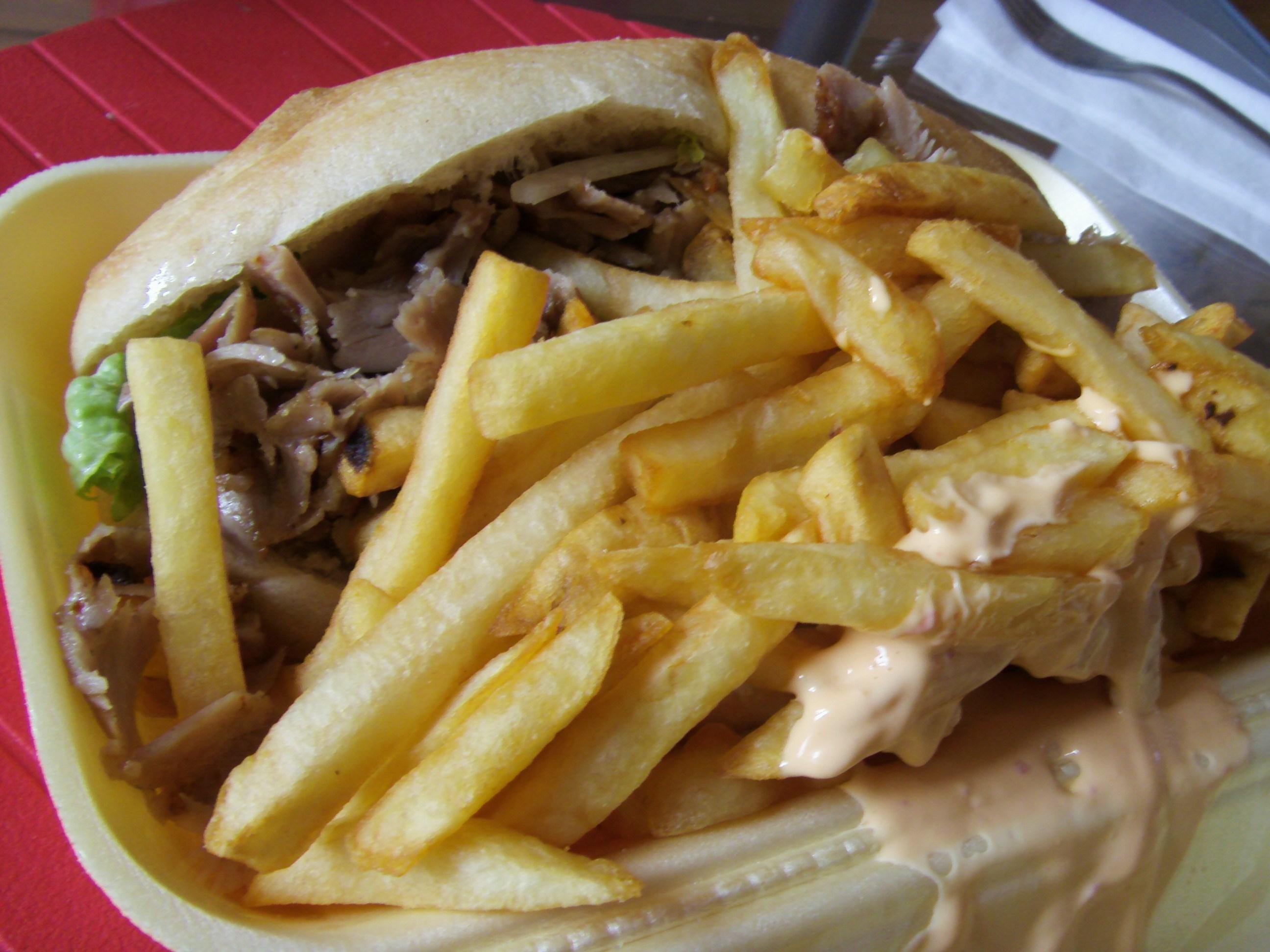 Kebab Frites - L'Etoile de Vincennes à Vincennes