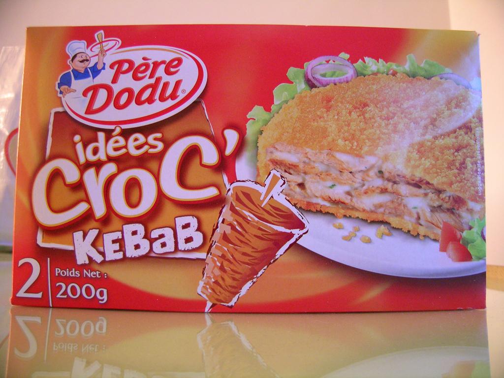 Croc Kebab - Père dodu
