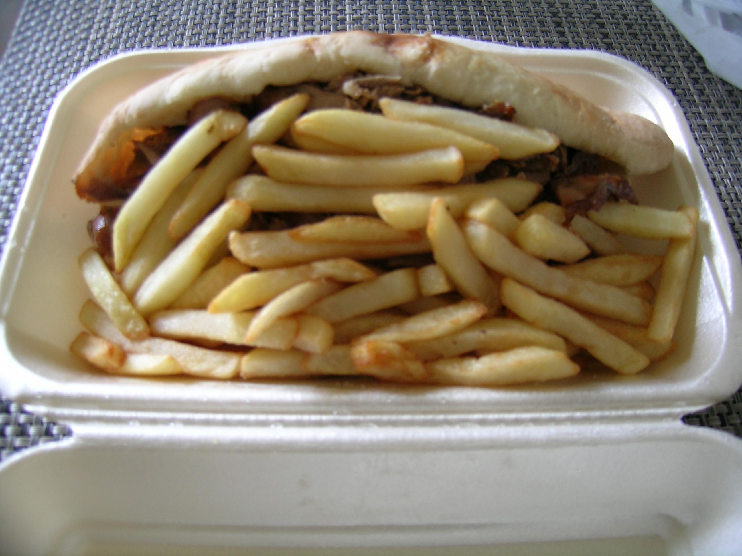 Kebab Frites - Nazar à Paris
