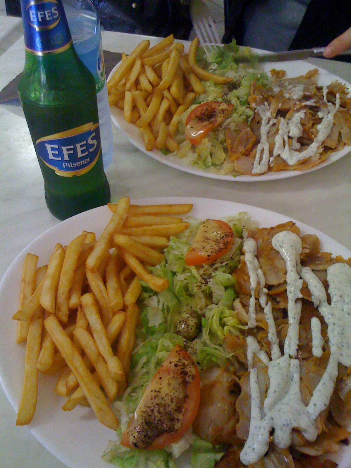 Assiette Kebab - Restaurant Antalya à Perpignan