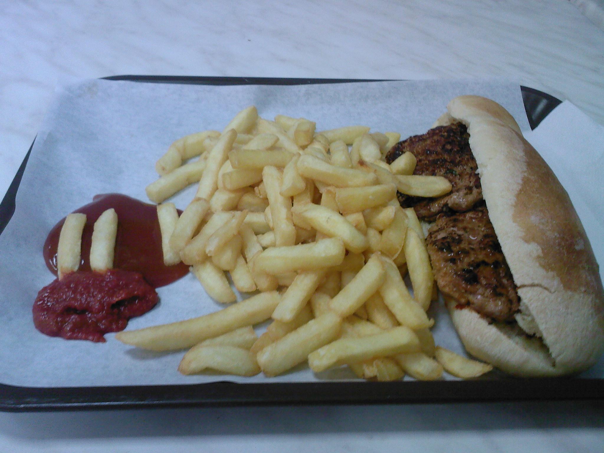 Sandwich Kefta - Le Constantinois à Paris