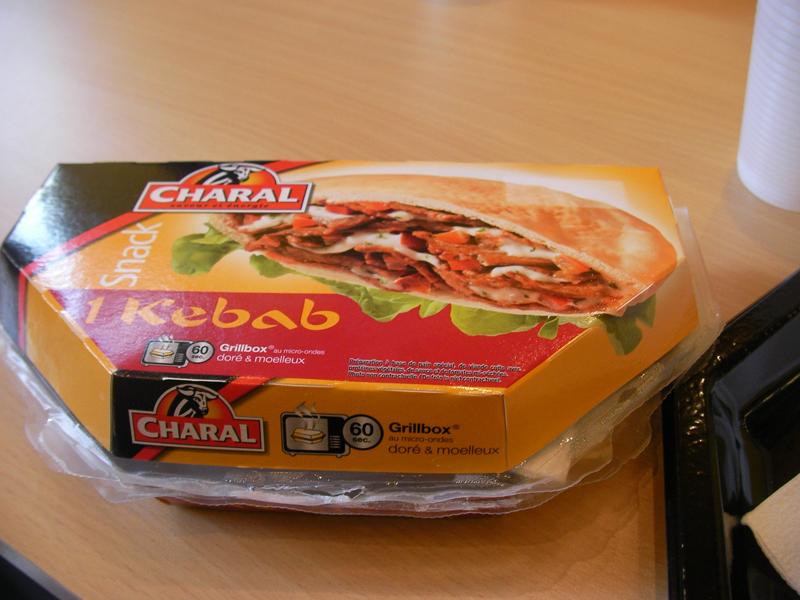 Kebab Snack de Charal