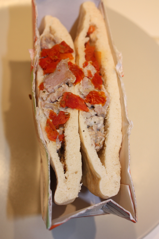 Sandwich Kebab de Leader Price