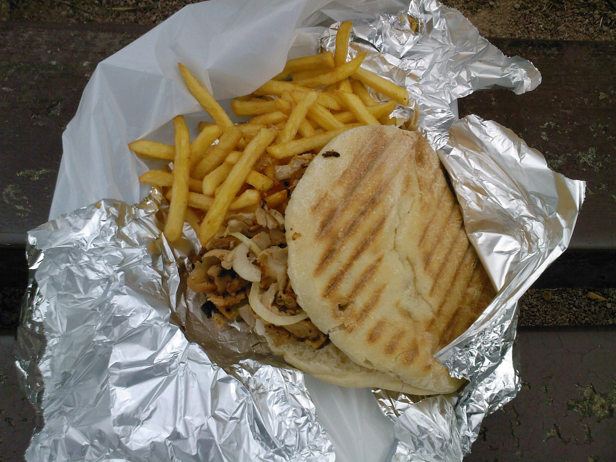 Sandwich Kebab - King kébab à St Jean de Monts