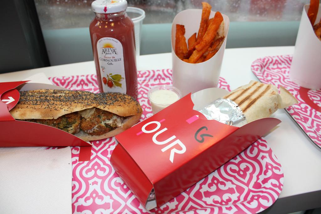 Sandwichs Our Kebab - Our Kebab à Paris