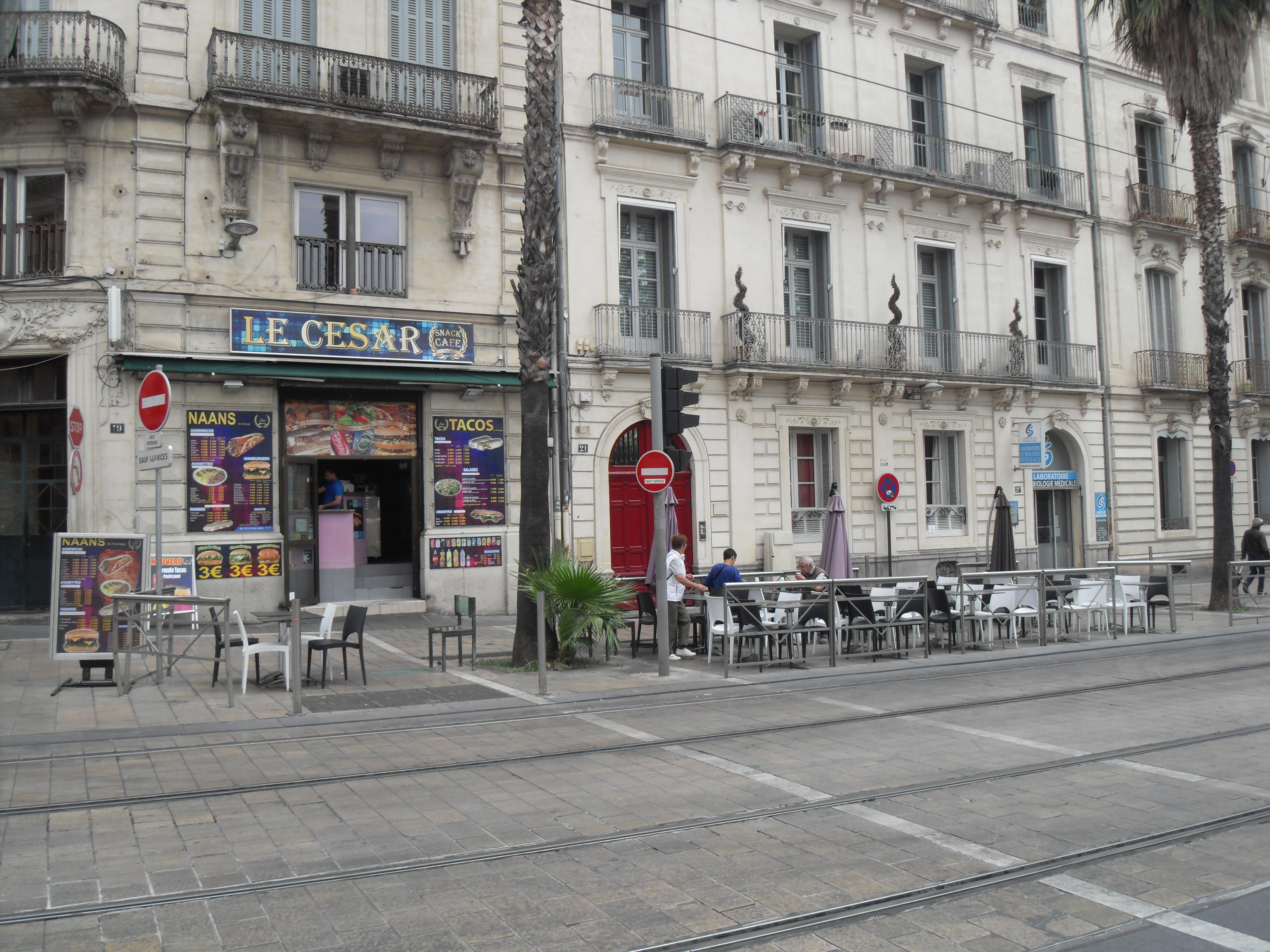 Le César à Montpellier
