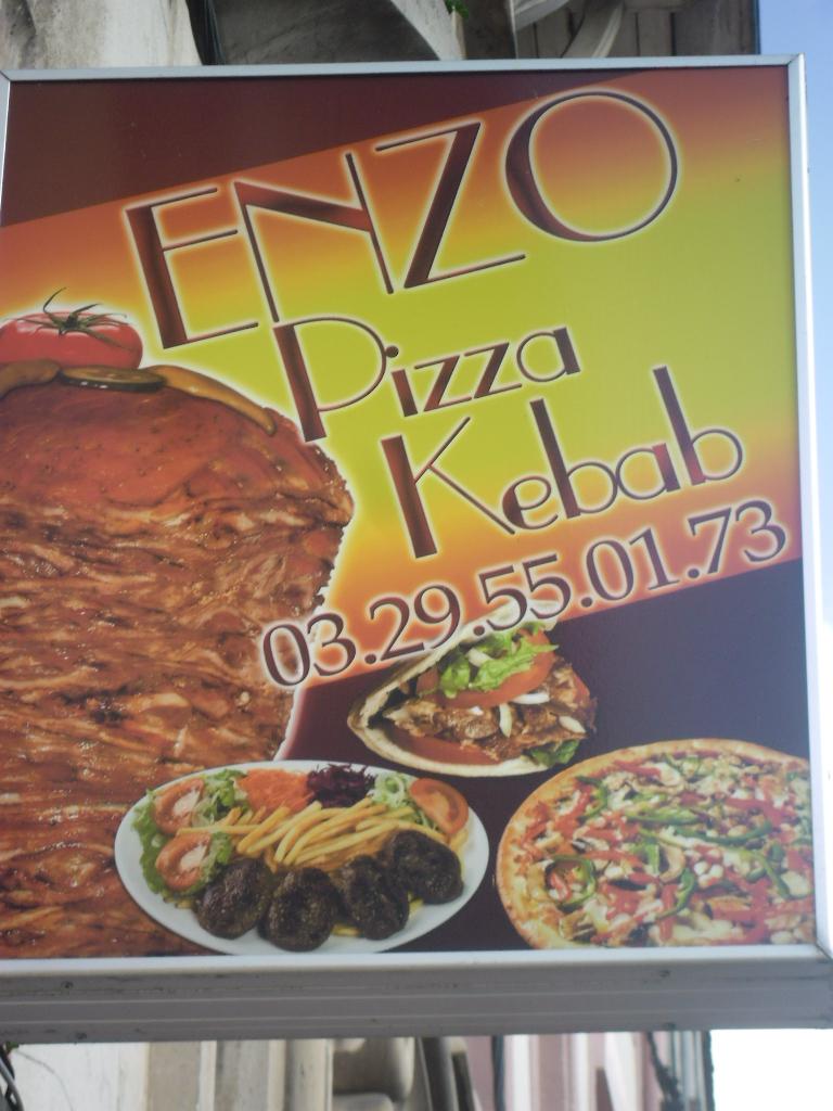 Enzo kebab & pizzeria