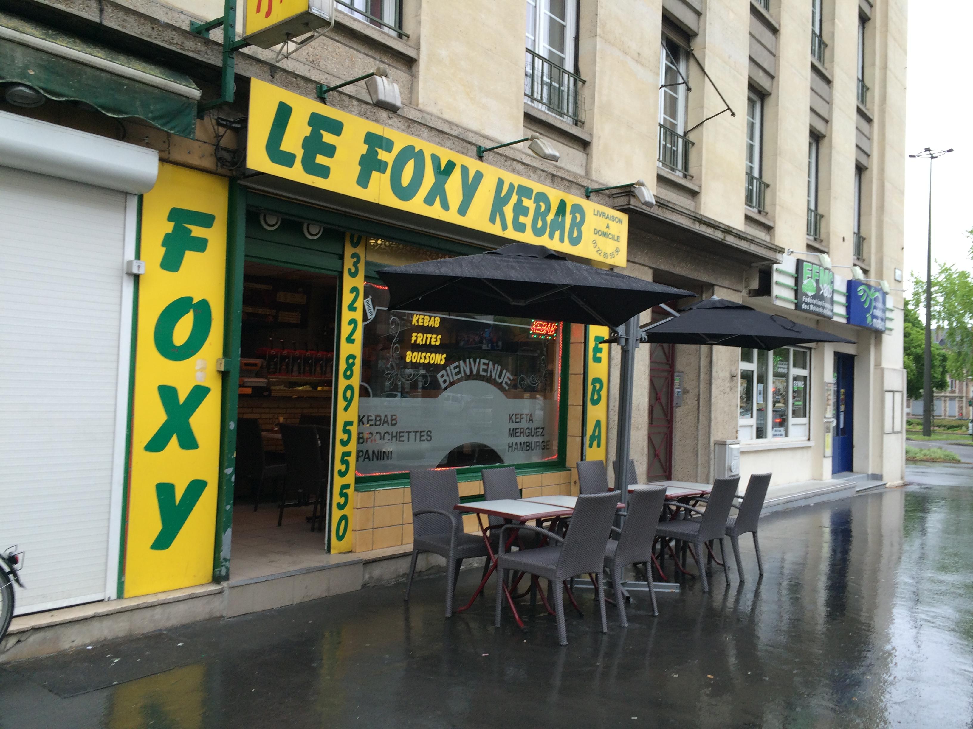 Le Foxy Kebab